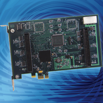 pcie digital i/o card