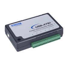 USB-4761 - 8-ch Relay/Isolated DI USB Module