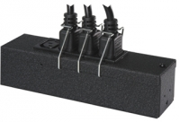 plugs and clips, pdu accessories