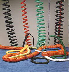 Coiled Leads