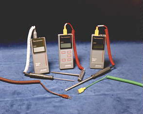 Thermocouple Extension and Compensation Coiled Leads