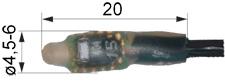 External humidity sensor