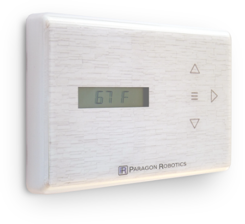Wireless Intelligent Thermostat