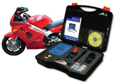 motorcycle diagnostics