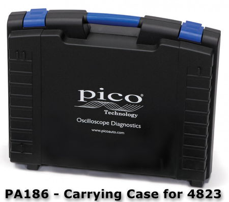 pa186 carrying case for picoscope 4823