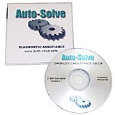 Auto-Solve automotive software CD