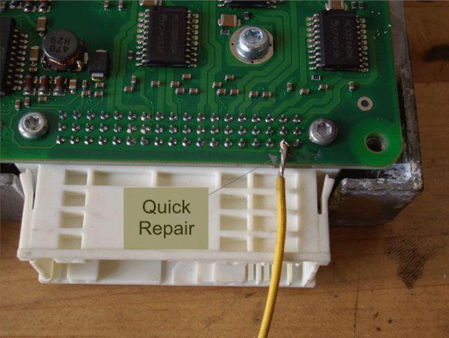 Mini Cooper Wiring Harness Repair : Mini k bus everyday diagnostic