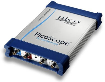Pico 5000 Series Scope Image