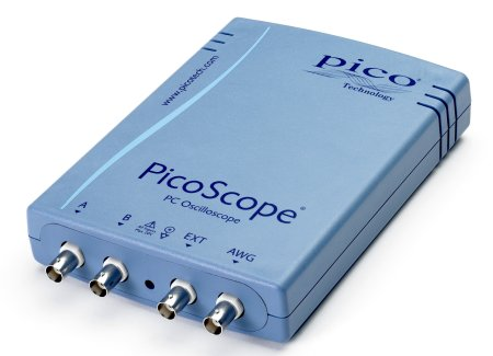picoscope usb oscilloscopes
