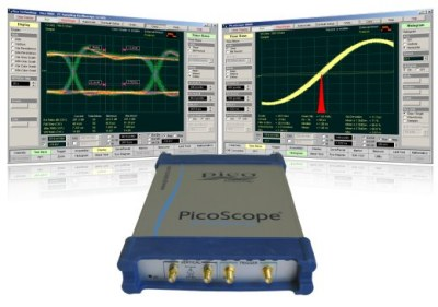 PicoScope 9000 sampling oscilloscopes