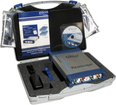 PicoScope 6000 oscilloscope kit
