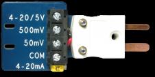 single channel terminal board