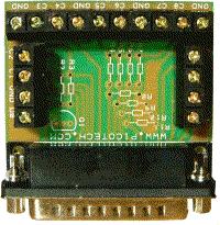 ADC-11 terminal block