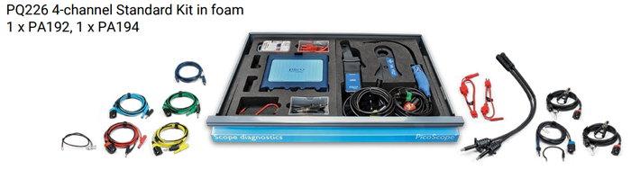 PQ226 Kit in Foam