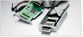PCD2-F/PCI Card Drives Image